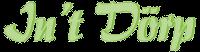 In't Dörp Logo